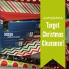 Target Christmas Clearance!