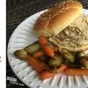 Nostalgic Ohio Shredded Chicken Sandwich Recipe