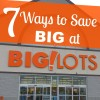 7 Big Ways to Save at Big Lots