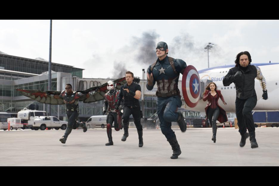 Prep For Captain America Civil War with Marvel ...