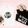 Sandals & Inspirational Tee Combo – $29.99 Shipped! Cents of Style Fashion Friday