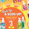 Bath & Body Works Soaps Only $2.60 Shipped (Today Only!)