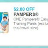 *Heads Up* High Value Pampers Brand Coupons This Sunday 4/10