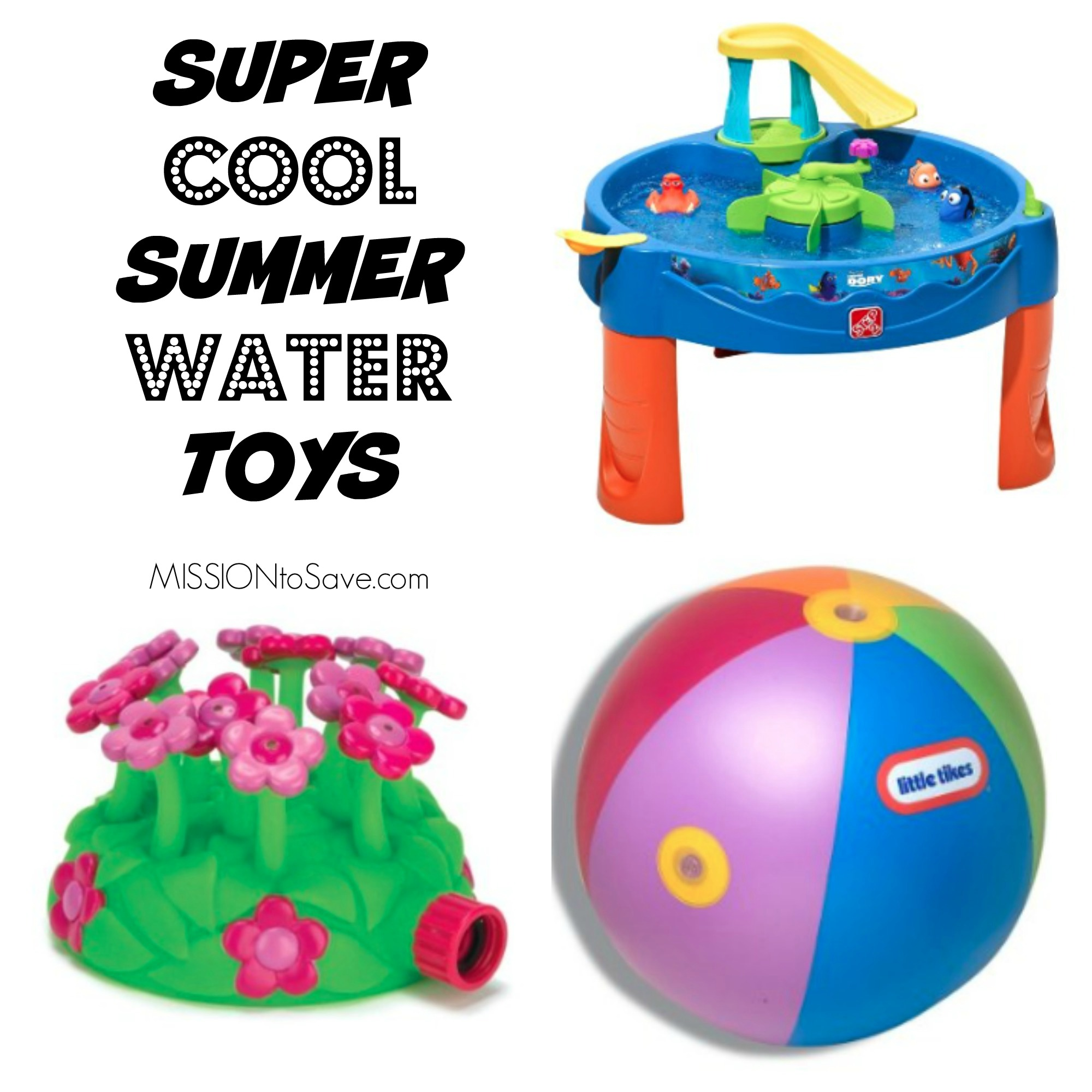 Amazon Highly Rated Sprinklers and Water Toys Mission to Save