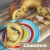 German Bundt: A Cinnamon Butter Cake Recipe