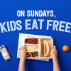 Kids Eat FREE at Chipotle on Sundays in September!