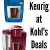 Deal on Keurig at Kohl's : Stack % Code, Kohl's Cash and Rebate