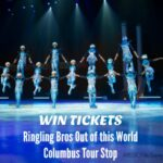 Win Tickets to Ringling Bros. and Barnum & Bailey Out of This World Circus in Columbus (Oct )