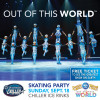 Ringling Bros. and Barnum & Bailey Out of This World Skating Party at Chiller 9/18