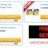 WOW! High Value Charmin and Viva Printable Coupons