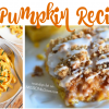 Over 25 Delicious Pumpkin Recipes
