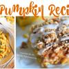 Over 25 Delicious Pumpkin Recipes