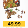 Black Friday Price on Fisher-Price Imaginext Dino Fortress Gift Set