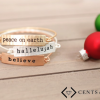 """Inspirational """"Tribe"""" Bangles On Sale- Cents of Style Fashion Friday"""