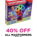 Magformers Sale- Prices That Beat Amazon