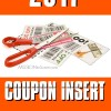 2017 Coupon Insert Schedule – Find Savings in Your Sunday Newspaper