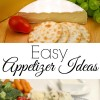 Easy Appetizer Ideas for Your Party Food Menu