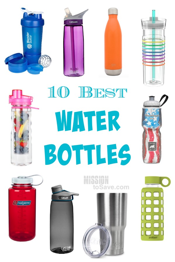 10 best water bottles mission to save. Black Bedroom Furniture Sets. Home Design Ideas