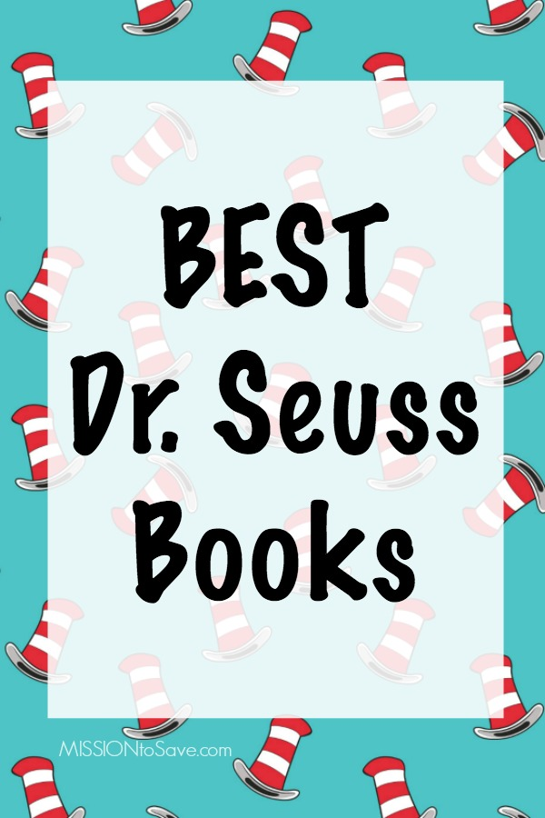 There is no doubt that Dr. Seuss is one of the most beloved children's authors of all times. Check out this big list of some of the very best Dr. Seuss Books and collections. What's your favorite Dr. Seuss story?