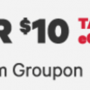 Half Off with Target Groupon!