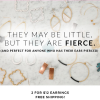 Cents of Style 2 for Tuesday- 2 Earrings for $12 Shipped!