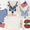 Cents of Style Memorial Day Sale- $10 Off Best Sellers + Free Shipping + Free Earrings!