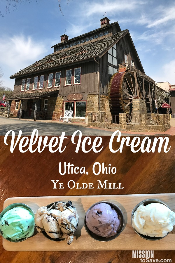 Velvet Ice Cream Tour