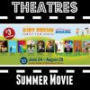 Marcus Theaters Summer Movie Program for Families- $3 Admission