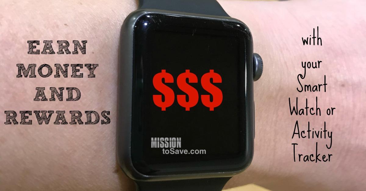activity tracker on arm
