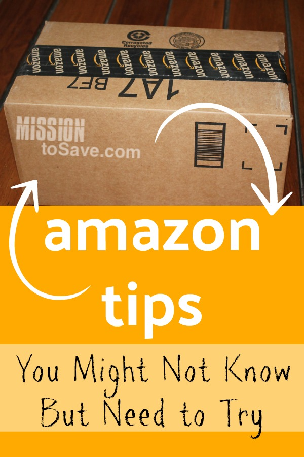 amazon box - amazon tips