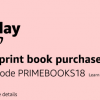 Rare $5 off $20 Amazon Book Purchase