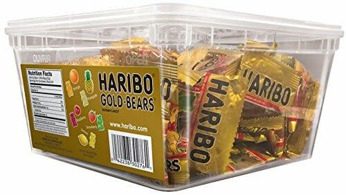 Amazon: Haribo Gummy Bears Mini Bags Deal