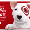 Target Cyber Monday – Save Extra 15% Off